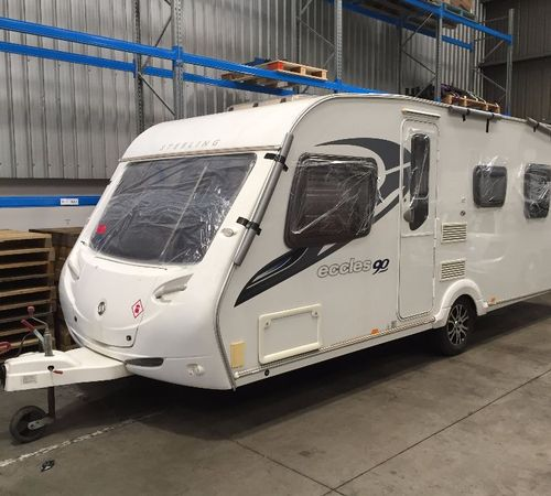 Caravans, Campers and RVs